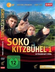 SOKO Kitzbühel Box 1, 2 DVDs
