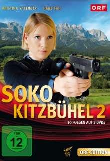 SOKO Kitzbühel Box 2, 2 DVDs