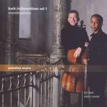 """Musik für Flöte & Cello """"Bach (re) inventions Vol.1"""", CD"""