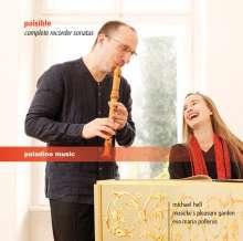 Jacques Paisible (1656-1721): Sämtliche Blockflötensonaten, 2 CDs