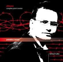 Viktor Ullmann (1898-1944): Klaviersonaten Nr.1-7, 2 CDs