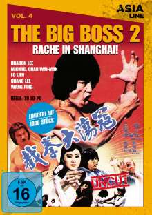 Big Boss 2 - Rache in Shanghai, DVD