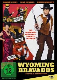 Wyoming Bravados, DVD