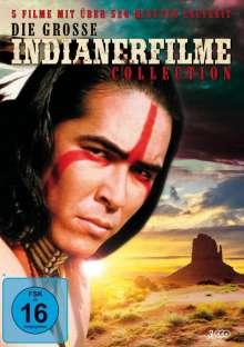 Die grosse Indianerfilme Collection (5 Filme auf 3 DVDs), 3 DVDs