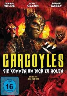 Gargoyles (1972) (OmU), DVD