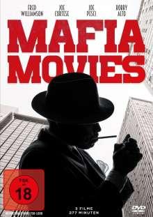 Mafia Movies (3 Filme), DVD