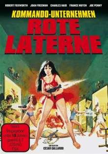 Kommando-Unternehmen 'Rote Laterne', DVD