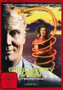 Circuitry Man - Cyberspace, DVD