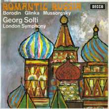 Romantic Russia (180g), LP