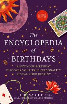 Theresa Cheung: The Encyclopedia of Birthdays [Revised edition], Buch