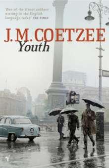 J. M. Coetzee: Youth, Buch