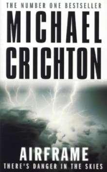 Michael Crichton: Airframe, Buch