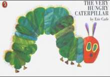 Eric Carle: The Very Hungry Caterpillar, Buch