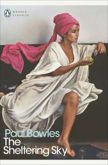 Paul Bowles: The Sheltering Sky, Buch