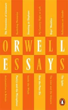 George Orwell: Essays, Buch