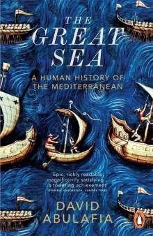 David Abulafia: The Great Sea, Buch