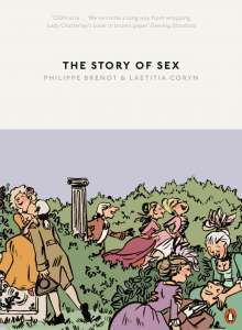 Philippe Brenot: The Story of Sex, Buch