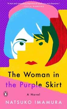 Natsuko Imamura: The Woman in the Purple Skirt, Buch