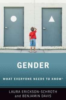 Laura Erickson-Schroth: Gender, Buch