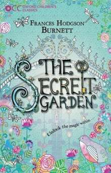 Frances Hodgson Burnett: The Secret Garden, Buch