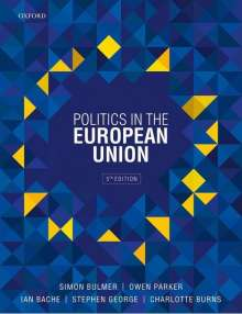 Ian Bache: Politics in the European Union, Buch