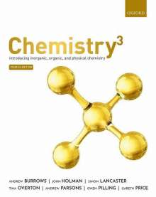 Andrew Burrows: Chemistry3, Buch