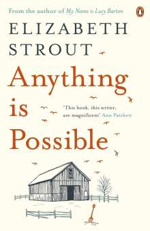 Elizabeth Strout: Anything is Possible, Buch