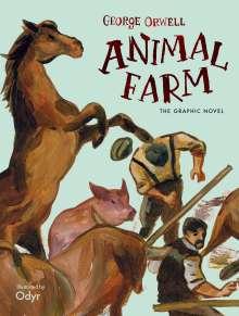 George Orwell: Animal Farm (Graphic Novel), Buch