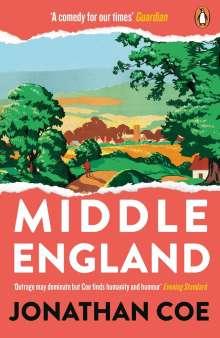 Jonathan Coe: Middle England, Buch