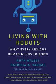 Ruth Aylett: Living with Robots, Buch
