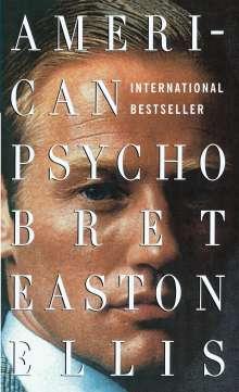 Bret Easton Ellis: American Psycho, Buch
