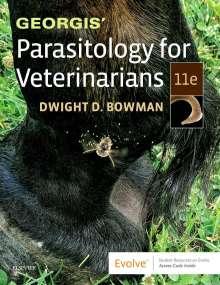 Dwight D. Bowman: Georgis' Parasitology for Veterinarians, Buch