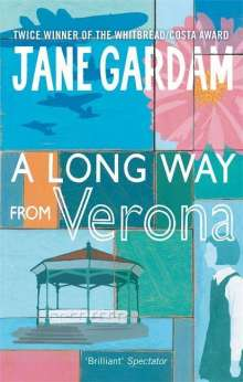 Jane Gardam: A Long Way from Verona, Buch