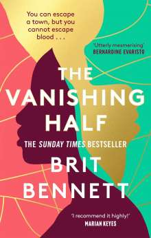 Brit Bennett: The Vanishing Half, Buch