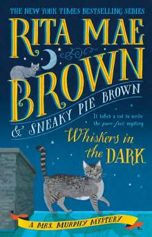 Rita Mae Brown: Whiskers in the Dark, Buch