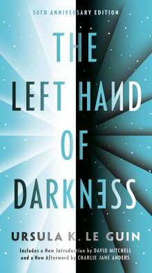 Ursula K. Le Guin: The Left Hand of Darkness, Buch