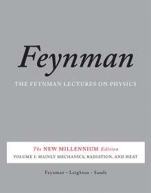 Richard P. Feynman: Feynman Lectures on Physics 1: Mainly Mechanics, Radiation, and Heat, Buch