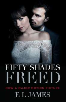 E. L. James: Fifty Shades 3. Freed. Movie Tie-In, Buch