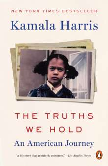Kamala Harris: The Truths We Hold, Buch