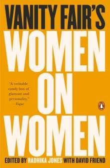 Vanity Fair's Women on Women, Buch