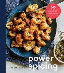 Rachel Beller: Power Spicing, Buch