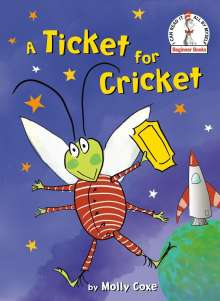 Molly Coxe: A Ticket for Cricket, Buch