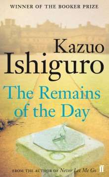 Kazuo Ishiguro: The Remains of the Day, Buch