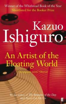 Kazuo Ishiguro: An Artist of the Floating World, Buch