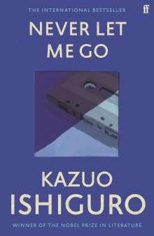 Kazuo Ishiguro: Never Let Me Go, Buch