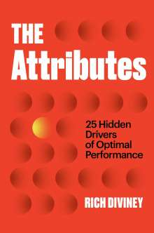 Rich Diviney: The Attributes, Buch