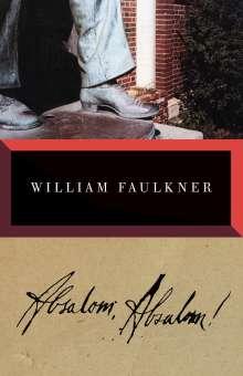 William Faulkner: Absalom! Absalom!, Buch