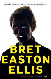 Bret Easton Ellis: Less Than Zero, Buch
