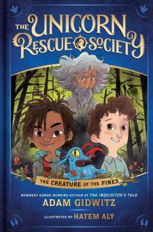 Jesse Casey: The Creature Of The Pines (Unicorn Rescue Society 1), Buch