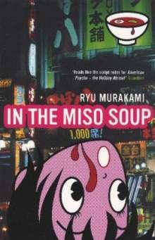 Ryu Murakami: In The Miso Soup, Buch